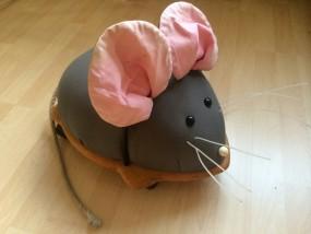 Die rollende Maus